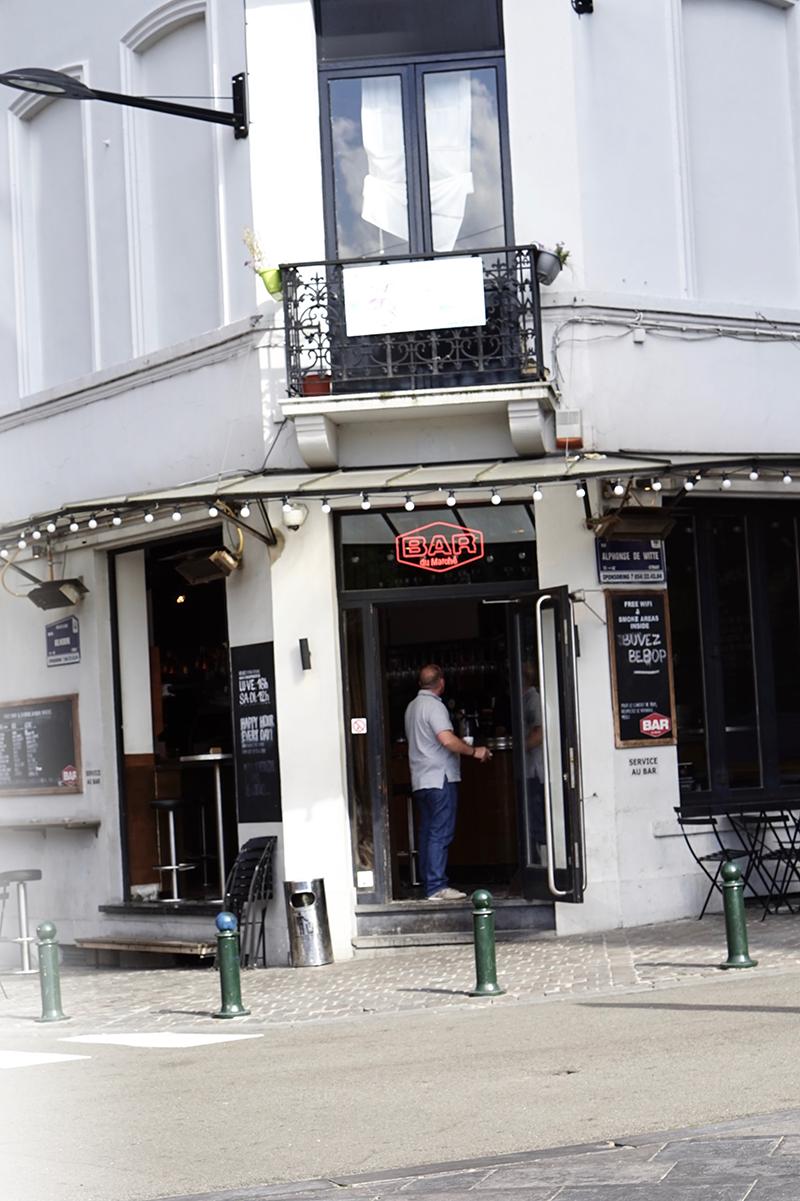 citytrip brussels bar