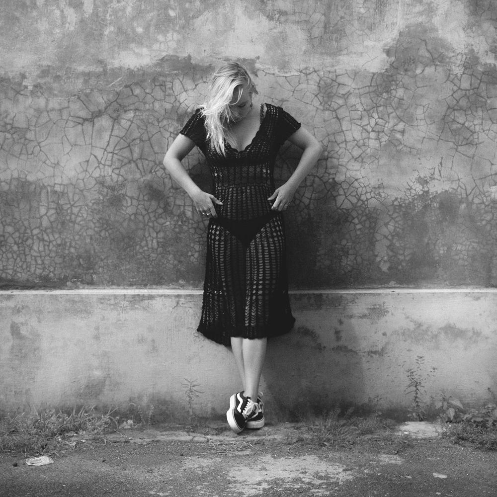 billabong crochet dress