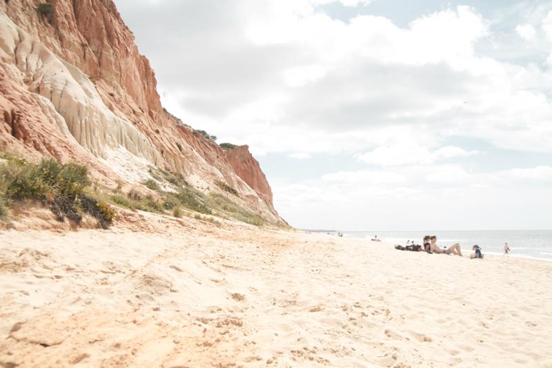 falesia beach albufeira