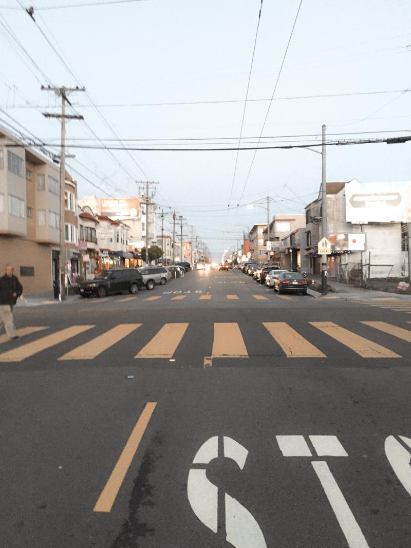 san fransico street