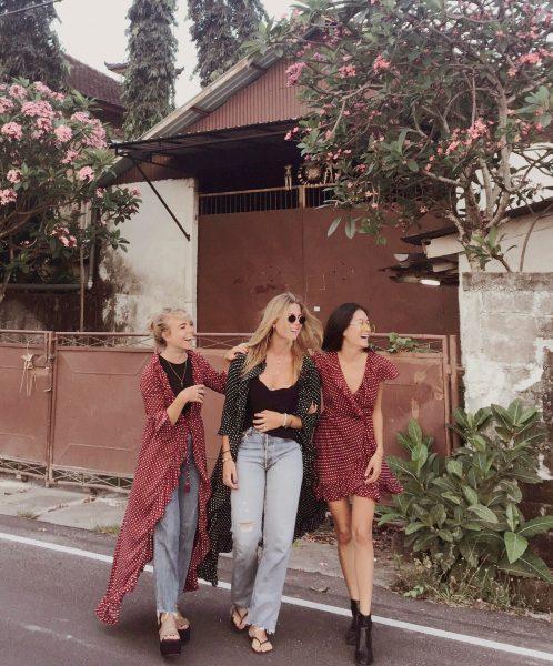 Vintage Treasure Fights Poverty in Bali
